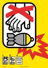 Annonce de raté - Engin trouvé Explosif ou Dangereux